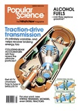 Front cover of Popular Science Magazine: March 1  1980