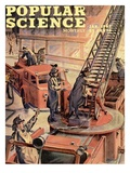 Front cover of Popular Science Magazine: January 1  1947