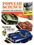 Front cover of Popular Science Magazine: May 1  1951