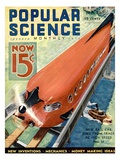 Front Cover of Popular Science Magazine: May 1  1930