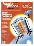 Front cover of Popular Science Magazine: June 1  1980