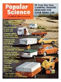 Front Cover of Popular Science Magazine: March 1  1972