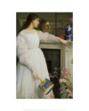 Symphony in White No 2: The Little White Girl  1864