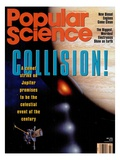 Front cover of Popular Science Magazine: July 1  1994