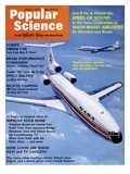 Front Cover of Popular Science Magazine: April 1  1972