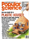 Front cover of Popular Science Magazine: August 1  1988