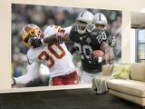 Redskins Raiders Football: Oakland  CA - Darren Mcfadden