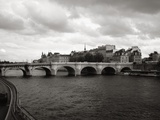 Pont Neuf Bridge and the Conciergerie in the background  Paris  France