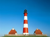 Lighthouse of Westerhever  Germany