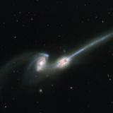 Two Merging Galaxies