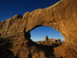 North Window and Turret Arch