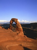 USA  Utah  Arches National Park  Delicate Arch