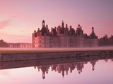 Chateau de Chambord at Dawn
