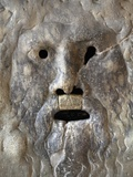The Mouth of Truth at the Church of Santa Maria in Cosmedin  Rome  Italy