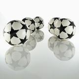 Five Soccer Balls