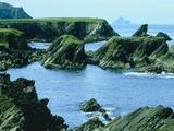 Rocky coast at Slea Head  Dingle  Ireland