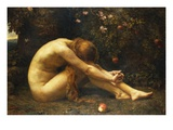 Eve in the Garden of Eden