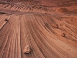 Sandstone Formations: Folds  Waves and Boulders