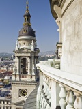 Clock Tower of St Stephen's Basilica