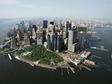 Manhattan&#39;s Financial District
