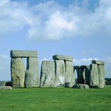 Stonehenge in Wiltshire (England)