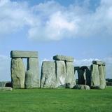 Stonehenge in Wiltshire (England)