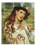 Amaryllis  or the Shepherdess