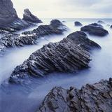 Rock Formation on Coast