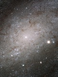 Core of Galaxy NGC 300