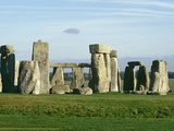 Stones at Stonehenge