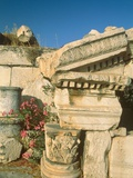 Ruins of Elefsina  Attica  Greece