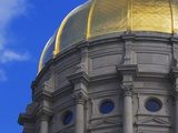 Dome of Georgia State Capitol