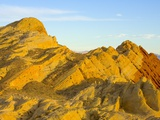 Sandstone Hills in Valley of Fire