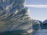 Melting Icebergs  Ililussat  Greenland
