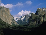 Yosemite Valley Landmarks
