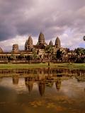 Angkor Wat temple  Cambodia  Asia