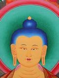 Tibetan Buddha Tanka