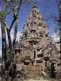 Ruins of Prasat Phanom Rung in Thailand