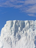 Tabular Iceberg with Steep Walls