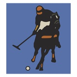Person Playing Polo