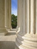 Columns of United States Supreme Court
