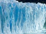 Rough Surface of Perito Moreno Glacier