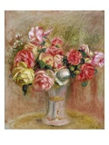 Roses in a Sevres Vase