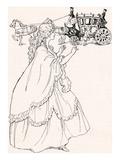 Cinderella Slipped Away Unnoticed