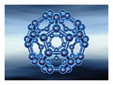 Buckyball also known as Fullerene or Buckminsterfullerene
