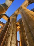 Columns at Sunset  Luxor Temple