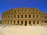 Roman Amphitheatre at Al Jamm