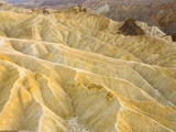 Badlands in Death Valley National Park
