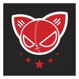 Robo Bat Flag