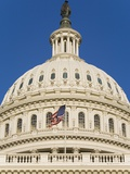 Capitol Building and Flag